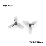 HQ Micro Whoop Prop 35mm Grey 1mm (2CW+2CCW)