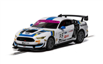 Scalextric Ford Mustang GT4 - British GT 2019 MM