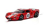 Scalextric Ford GT40 - Red No. 83
