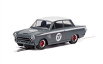 Scalextric Ford Lotus Cortina - JRT No. 77