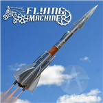 Klima Rocket - Flying Machine Kit