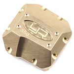 Yeah Racing Brass Diff Cover for Axial SCX10 II