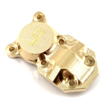Yeah Racing Brass Diff Cover SCX24