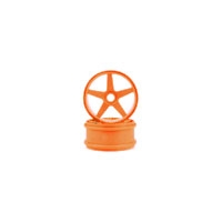 Felg 5-spoke 17mm - Orange - 1 par