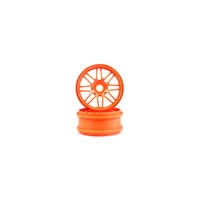 Felg Multispoke 17mm - Orange - 1 par