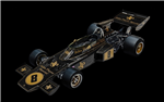 Pocher Lotus 72D - Fittipaldi - 1:8
