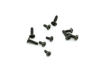 Hitec servo horn screw (Nylon)
