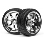 HPI-4738 Mounted T-Grip Tyre