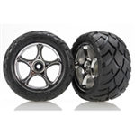 TRX-2478R Tires & wheels, assembled