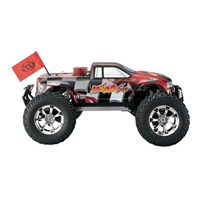 Thunder-Tiger PD6836-R Body MTA V2 Painted Red